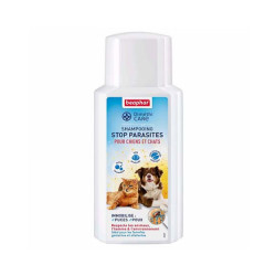 Shampooing DiméthiCARE stop parasites Beaphar Chiens & Chats 200 ml