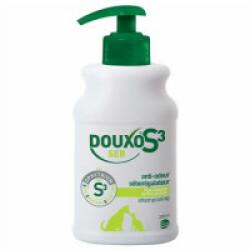 Shampooing Douxo S3 Séborrhée pour chien et chat Flacon 200 ml