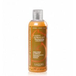 Shampooing Ladybel Apricot aux protéines pour chien & chat aux poils abricot et roux
