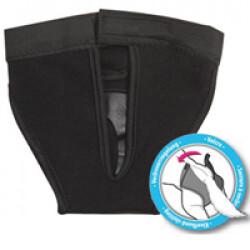 Slip hygiénique T1 Noir + 30 protections de rechange T0/1