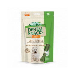 Snacks dentaires Nutri Dent pour chiens - x20 snacks Taille S (chiens de 8 à 14 kg)