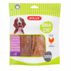 Snacks filets de poulet pour chien 300 g