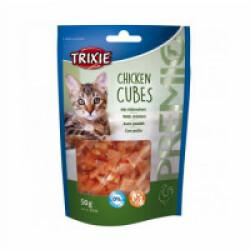 Snacks pour chat Premio Chicken Cubes Trixie