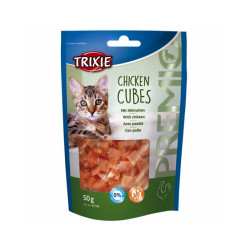 Snacks pour chats Premio Chicken Cubes Trixie