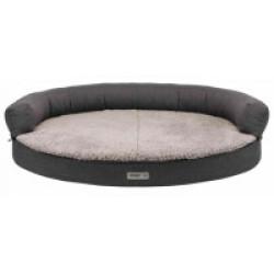 Sofa ovale à mémoire de forme pour chien Bendson Trixie - 75 x 60 cm