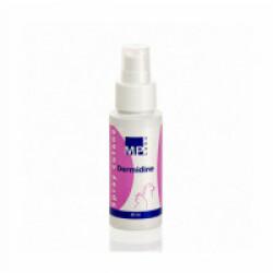 Spray cutané antiseptique pour chien et chat Dermidine 125 ml