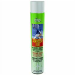 Spray bactéricide assainisseur d'atmosphère King 750 ml