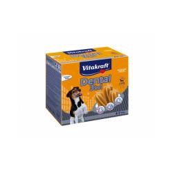 Sticks dentaires pour chiens de 4 à 10 kg Multipack Dental 3 en 1 - lot de 4 * 7 sticks
