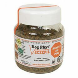 Supplément nutritionnel beauté du pelage pour chien Eczepil Diet Dog 150 g