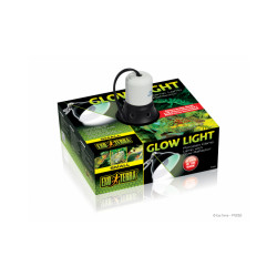 Support de lampe avec pince Glow Light Exo Terra