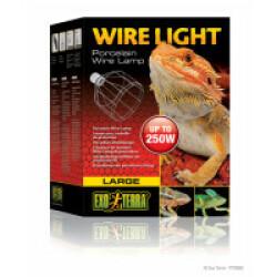 Support d'éclairage en céramique jusqu'à 200 W Exo Terra