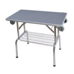 Table de toilettage pliante avec roulettes 17 kg