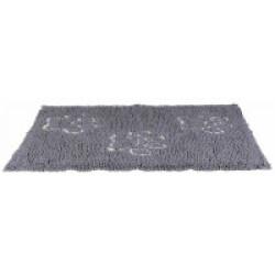 Tapis absorbant de propreté et repos PolyPuli™ pour chien T1 Gris (80 x 55 cm)