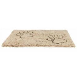 Tapis absorbant de propreté et repos PolyPuli™ T1 Beige (80 x 55 cm)