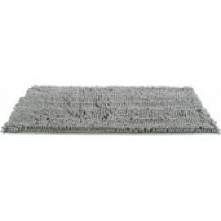 Tapis absorbant et imperméable anti-saletés - 60 x 50 cm Gris