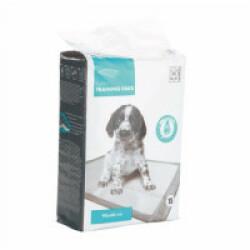 Tapis éducateur blanc pour chiot 90 cm x 60 cm M-Pets