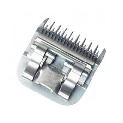 Tête de coupe Pro à dents sautées pour chien et chat H 6mm Lg 43mm E 2.5/5mm