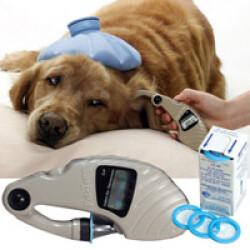 Kit de 2 boites de 20 protections LC40 pour thermomètre auriculaire EAR PT-300 pour chien et chat