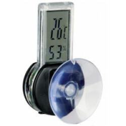 Thermomètre hygromètre digital avec ventouse Reptiland Trixie