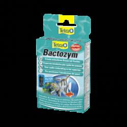 Traitement Bactozym Tetra Aqua 10 gélules pour aquarium