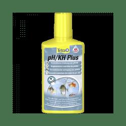 Traitement de l'eau Tetra pH/KH Plus 250 ml pour aquarium