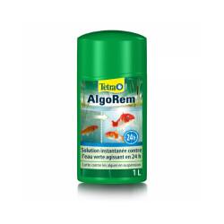 Traitement de l'eau Tetra Pond AlgoRem pour poissons de bassin Contenance 1 litre