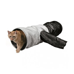Tunnel de jeu Trixie 115 cm pour chat