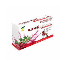 Uti-Zen pour chien et chat Dermoscent 30 Tablettes