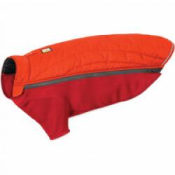Veste molletonnée pour chien Powder Hound™ Ruffwear rouge S