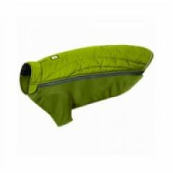 Veste molletonnée pour chien Powder Hound™ Ruffwear verte XS
