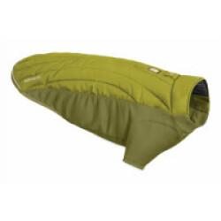 Veste molletonnée pour chien Powder Hound Ruffwear Taille XXS - Coloris vert