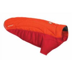 Veste molletonnée pour chien Powder Hound Ruffwear Taille XXS - Coloris rouge
