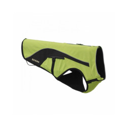 Veste polaire imperméable Kn'1 Active Way pour chien Coloris Vert Taille S