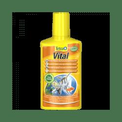 Vitaliseur d'eau Tetra Vital 250 ml pour aquarium d'eau douce
