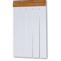 Volet souple de porte T1 pour niche bois Medium  Lg 27 x H 42 cm