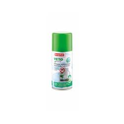 Aérosol Fogger insecticide larvicide antiparasitaire pour habitation Véto Pure 150 ml