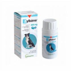 Zylkene contre le stress et l'anxiété pour chien 10 à 30 kg. Flacon 30 gélules de 225 mg