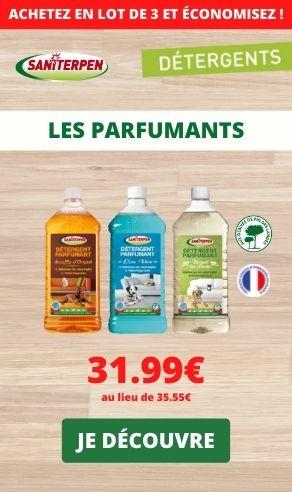 MEA detergent parfumé Saniterpen