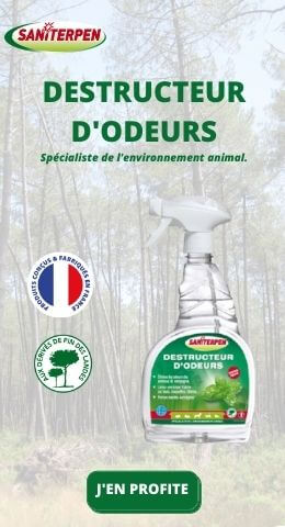 MEA Saniterpen Destructeur d'odeur LFDA
