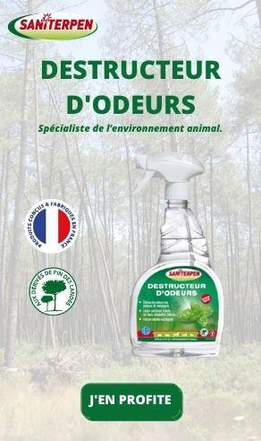 MEA destructeurs d'odeurs Saniterpen Poly